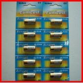 10 Pile Alcaline 4lr44 -6v Pour Collier Anti Aboiement Chien - Photo Alarme