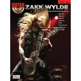 Guitar Play-Along Volume 150: Zakk Wylde + CD