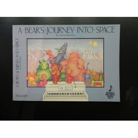 A bear's journey into space