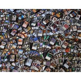 Lot De 500 Cartes Magic The Gathering
