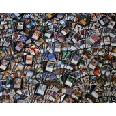 Lot De 500 Cartes Magic The Gathering