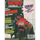Moto Journal 897 Essai Ducati Paso - Contact 125 Honda Mtx - 200 Kawasaki Kdx, Pr�s. Georgia Knap