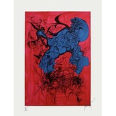 Moretti Raymond - Photolithographie - Hommage � Stravinsky 2