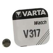 1 Pile Bouton Sr516sw V 317 Oxyde D'argent Vart 0