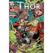 Thor Tome 5 - Exiled de Marvel Panini France