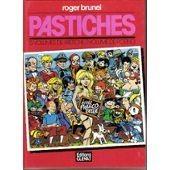 Pastiches 5 Volumes De Pastiche .1 Volume De Porno de ROGER BRUNEL
