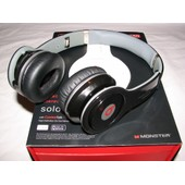 Monster Beats Solo HD Bluetooth by Dr. Dre noir