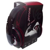 Casque Audio �couteur noir super bass mp3/mp4 jeux cd/dvd ordinateur apple
