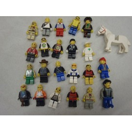 Lot De Figurines Lego De Tout Genre