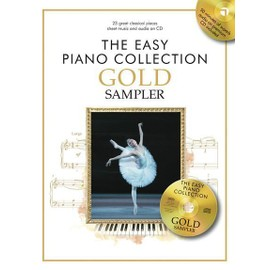 The Easy Piano Collection: Best Of Gold + cd