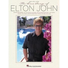 The Love Songs of Elton John (PVG)