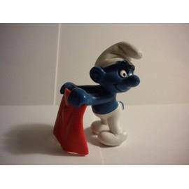 Schtroumpf Torero Figurine Collection Schtroumpfs Smurf Schtroumpfette