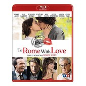 To Rome With Love - Blu-Ray de Woody Allen