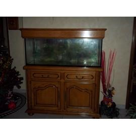 meuble aquarium merisier. Black Bedroom Furniture Sets. Home Design Ideas