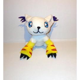 Digimon Peluche Geante De Gatomon Play By Play Novelties 35 Cm
