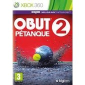 Obut P�tanque Kinect