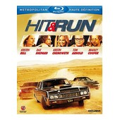 Hit & Run - Combo Blu-Ray+ Dvd de Dax Shepard