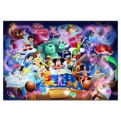 Puzzle 1000 Pi�ces - Disney Family : Le R�ve De Mickey