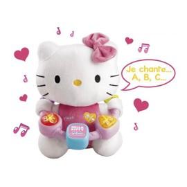 Peluche Parlante - Hello Kitty : Mon Amie Des D�couvertes