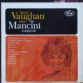 Sings The Mancini Songbook