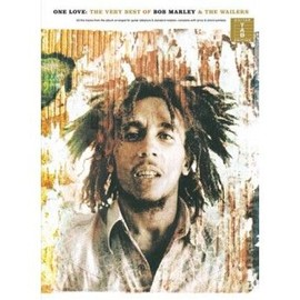 The very best of Bob Marley and The wallers - Tablatures One love
