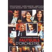 Dp Fauteuil D'orchestre Cecile De France Dupontel Dani Claude Brasseur Valerie Lemercier Pollack