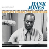 Complete Original Trio Recordings Cd - Jones Hank