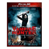 Abraham Lincoln, Vampire Hunter - Combo Blu-Ray3d + Blu-Ray+ Dvd + Copie Digitale de Timur Bekmambetov