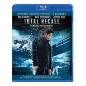 Total Recall - M�moires Programm�es - Version Longue - Blu-Ray de Len Wiseman