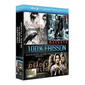 Coffret 100% Frisson : Conjurer + Macbeth + Deadly Pledge - Pack - Blu-Ray de Clint Hutchison