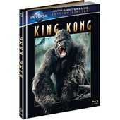 King Kong - �dition Limit�e 100�me Anniversaire Universal, Digibook - Blu-Ray de Peter Jackson