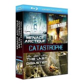 Coffret Catastrophe : Menace Arctique + Metal Tornado + The Last Disaster - Pack - Blu-Ray de Brian Trenchard-Smith