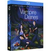 Vampire Diaries - L'int�grale De La Saison 3 - Blu-Ray de John Behring