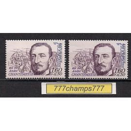 André Chantemesse. 1982. Y & t 2229