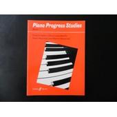 Piano Progress Studies Book 1