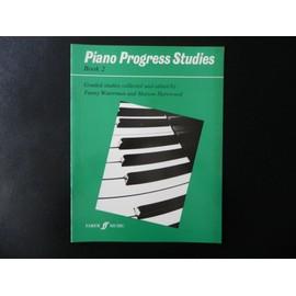 Piano progress studies - book 2