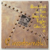 12 Incontournables - Various Artists : Sex Pistols, Madness, X T C, Simple Minds ...