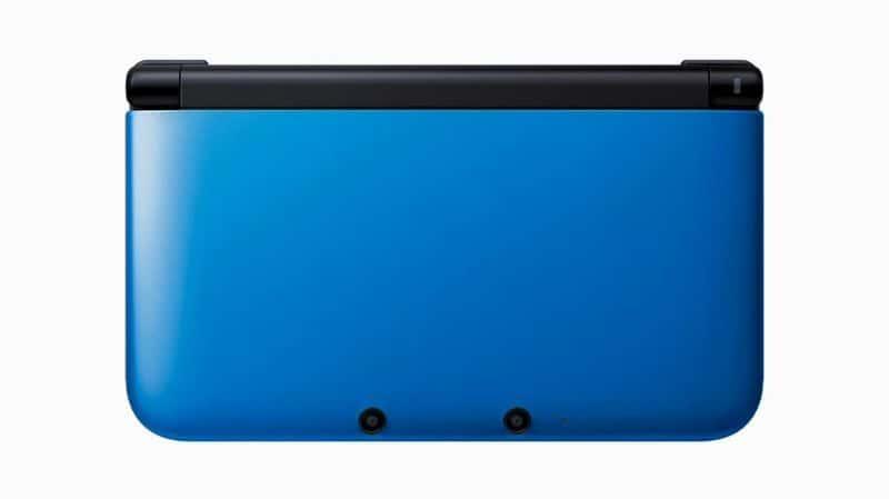 Nintendo 3ds Xl Bleu Noir