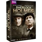 Coffret Sherlock Holmes Volume 1 Et 2 - 5 Dvd de Bbc