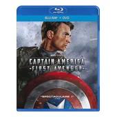 Captain America : The First Avenger - Combo Blu-Ray + Dvd de Joe Johnston