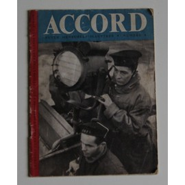 Accord - Revue Mensuelle Illustr�e 4 - 1944