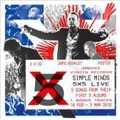 5x5 Live - Simple Minds