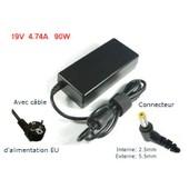 Adaptateur secteur - Chargeur pour PC Portable