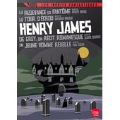 Henry James : La Redevance Du Fant�me + Le Tour D'�crou + De Grey, Un R�cit Romanesque + Un Jeune Homme Rebelle de Enrico Robert