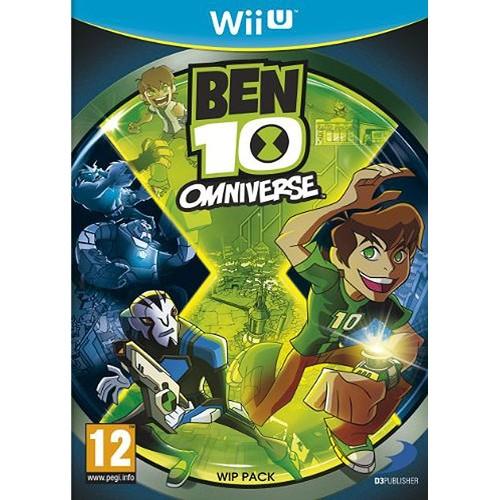 Ben 10 Omniverse Wii U