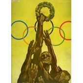 Jeux Olympiques 1936, N�7 : Les 10 Meilleures Performances Internationales - Olympia -Zug, 10000 Kms De Propagande � Travers L'allemagne - Suivant Quel Principes Jugera-T-On � Garmisch - ... de COLLECTIF