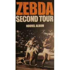 ZEBDA PLV PLAQUETTE SECOND TOUR