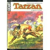 Tarzan N� 24. Le Seigneur De La Jungle. de edgar rice burroughs