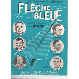 Dino Margelli - Flèche bleue