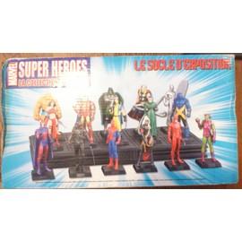 Socle D'exposition Pour La Collection Officielle Super Heroes Marvel
